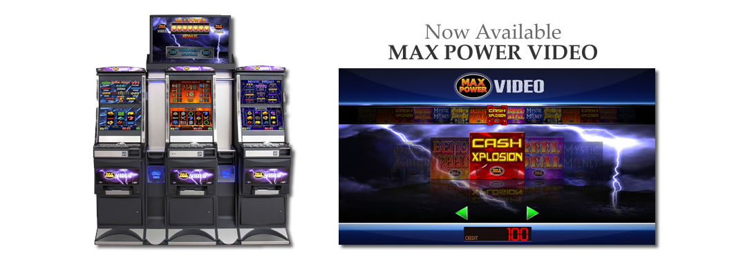Max Power Video Now Available