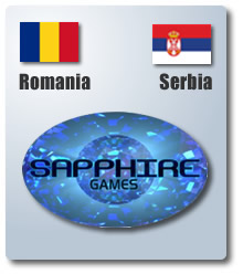 Romanian and Serbian Games